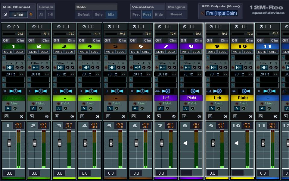 Modular Mixer v.1